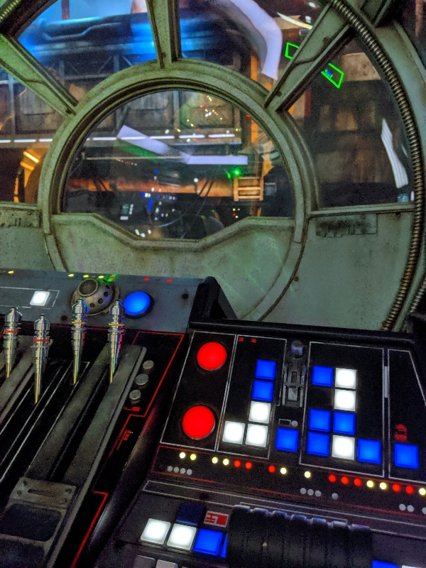 Star Wars fans can do everything Star Wars at Disneyland Galaxy's Edge and Tomorrowland if they know where to look for these special experiences. #starwars #disneyland #disneylandgalaxysedge #galaxysedge #california