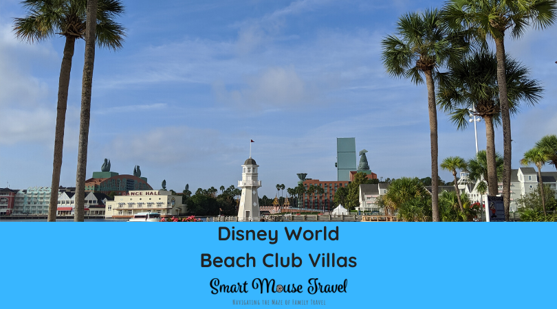 Disney S Beach Club Studio Villa Review Smart Mouse Travel