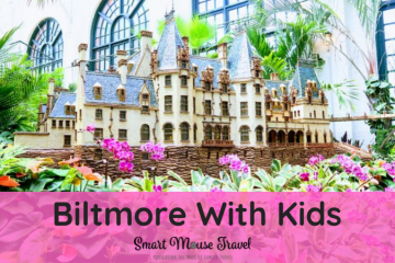 These tips for visiting Biltmore with kids will make for an enjoyable trip to North Carolina and great family vacation memories. #familytravel #northcarolina #biltmoreestate #biltmore #asheville #kidstravel