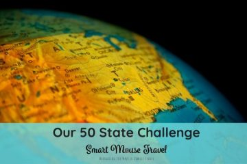 America is a huge country with an amazing range of experiences. This is why our family is working on a 50 state challenge to visit all 50 states in the US. #familytravel #exploreamerica #ustravel