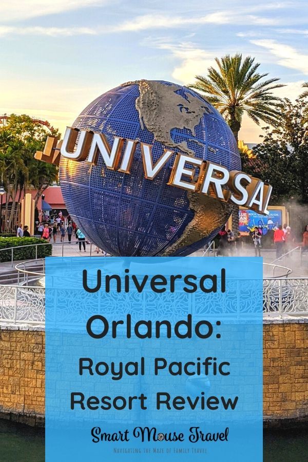 Universal Orlando Royal Pacific Resort is a Polynesian themed oasis with Express Pass included in your stay. Take a tour of our Royal Pacific standard room. #royalpacific #universalorlando #universalorlandoresorts
