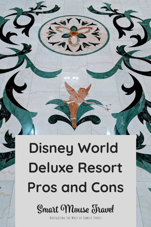 Understand what to expect at Disney World deluxe resorts, a ranked list of the best Disney World deluxe resorts, and pros and cons of each hotel.