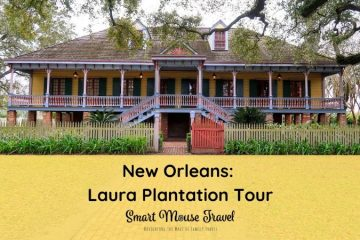 Laura Plantation tours provide the history of New Orleans plantation life, but use inhabitant stories for an engaging and educational experience. #neworleans #familytravel #louisiana #nola