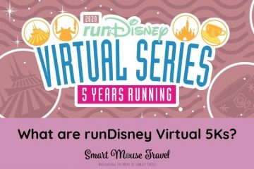Get a dose of runDisney magic at home with the runDisney Virtual 5K Series. Do at home 5Ks at your own pace, but still get amazing runDisney medals. #runDisney #5k #disney