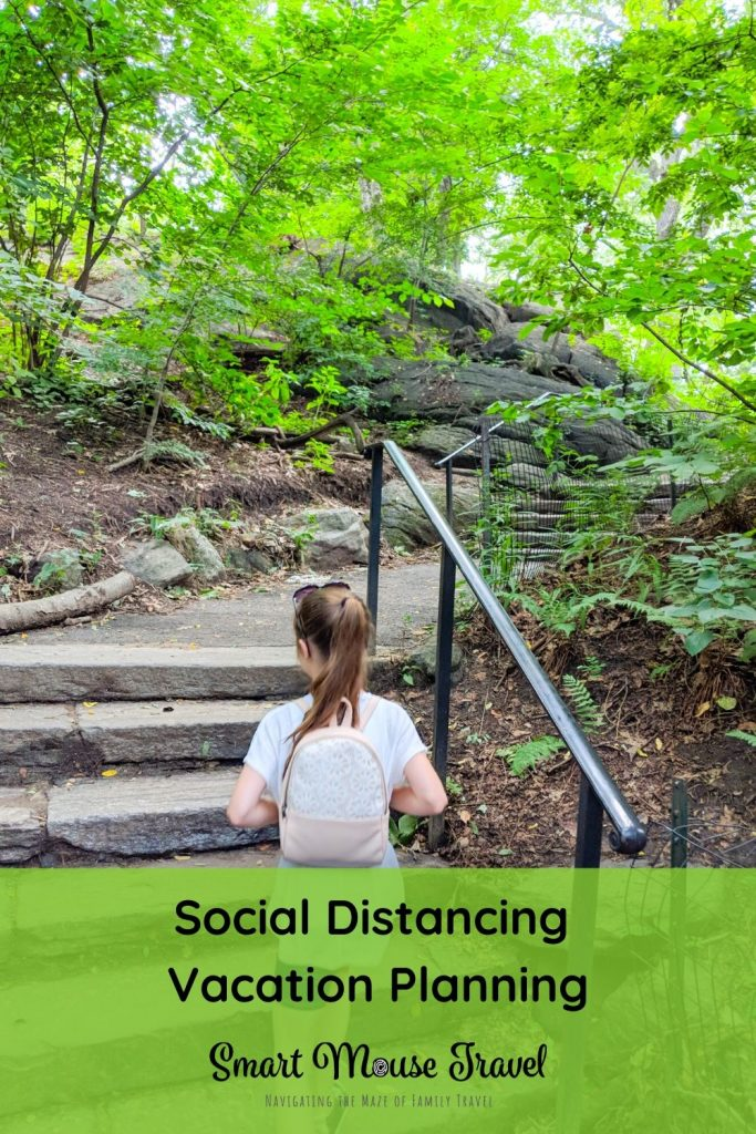 Social distancing vacation planning is a popular option for those looking to explore right now. Here's how we plan our social distancing vacations. #familyvacation #vacationplanning #socialdistancing #familyvacation