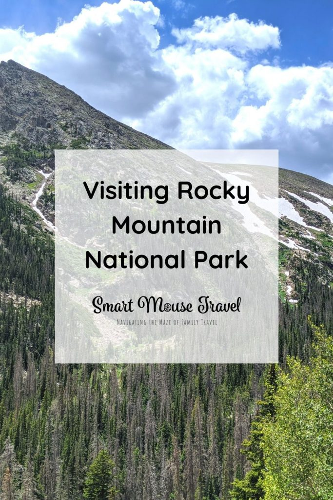 Visiting Rocky Mountain National Park is an incredible experience if you know these expert tips for a fun and healthy visit. #nps #findyourpark #rockymountainnationalpark #colorado #familytravel