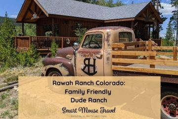 Rawah Ranch provides a great family friendly Colorado dude ranch experience with horseback riding, fishing, and much more.