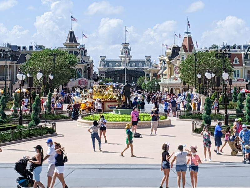 Visiting Disney World after COVID reopening, during peak crowds, gave us a real look into what Disney World is doing well and poorly right now.