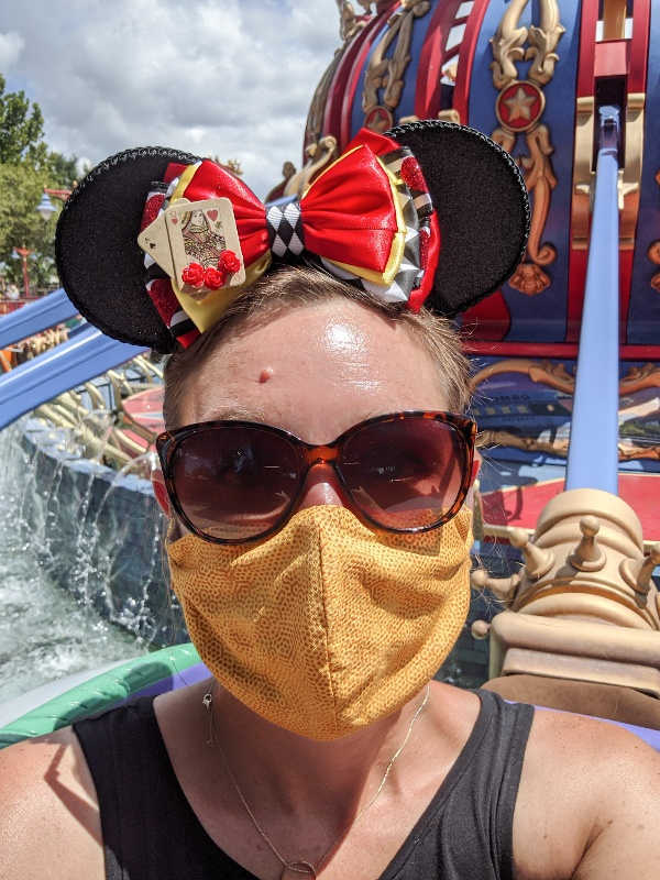 Understanding Disney World's mask policy plus finding a comfortable mask for Disney World is important when planning your next trip.