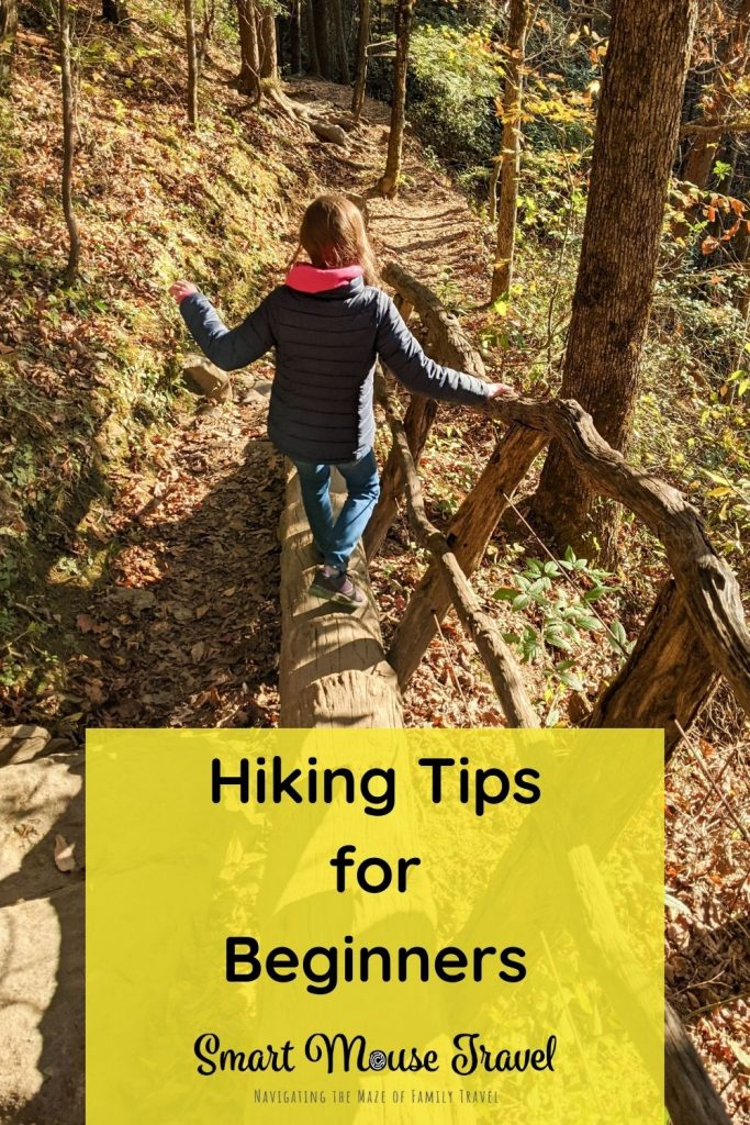 These hiking for beginners tips will help you have a fun and safe hiking experience at US national parks and beyond. #nps #hiking #familytravel #hikingtips