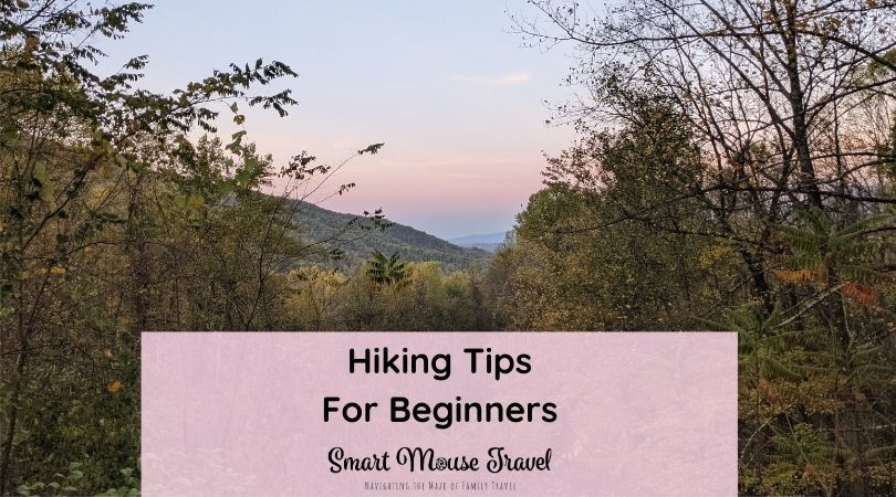 These hiking for beginners tips will help you have a fun and safe hiking experience at US national parks and beyond.