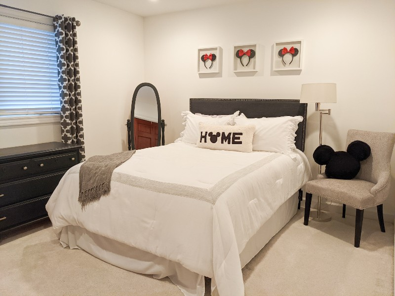 A Disney bedroom makeover is an easy way to bring Disney magic to your home. Find inspiration and products for your own Disney makeover here.