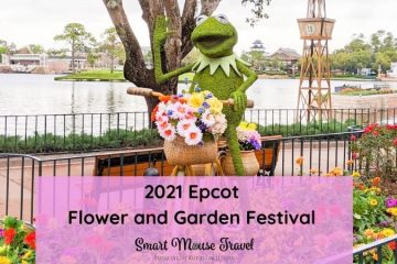 Fans of Epcot Festivals, rejoice! Taste of Epcot International Flower and Garden Festival returns to Disney World in 2021.