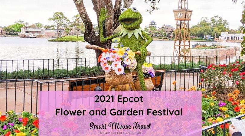 Fans of Epcot Festivals, rejoice! Taste of Epcot International Flower and Garden Festival returns to Disney World in 2021.