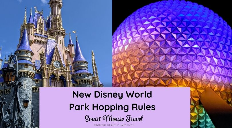 Disney World park hopping is back! I've made the new rules on park hopping easy to understand plus shared tips on using this popular option.