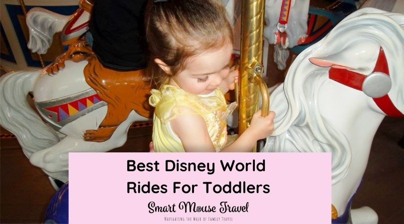 We tested dozens of rides at Magic Kingdom, Epcot, Animal Kingdom, and Hollywood Studios to find the best Disney World rides for toddlers.