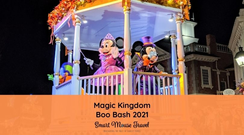Disney After Hours Magic Kingdom Boo Bash is a new way to celebrate Halloween at Disney, but is this special ticket event worth it?