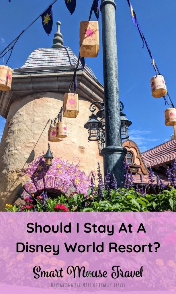 Is it worth it to stay at a Disney World resort? Here's what you should consider before booking a stay off-site for Disney World.