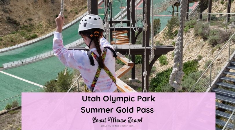 Utah Olympic Park Summer Gold Pass is perfect fun for adventurous families. Get the most out your Summer Gold Pass with these tested tips!