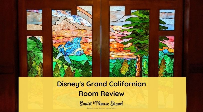 Disney's Grand Californian standard rooms provide a Craftsman style luxury experience just steps away from Disneyland Parks.