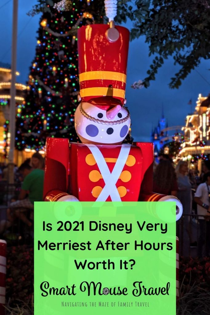Is Disney Very Merriest After Hours worth it? Understand Disney Very Merriest After Hours vs Mickey's Very Merry Christmas Party to help you make this important decision.