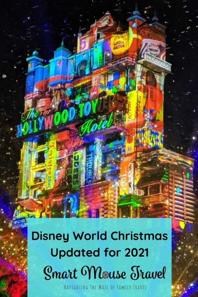 Use our Disney World Christmas guide to find special holiday decorations, activities, and more when visiting Disney World for the holidays.