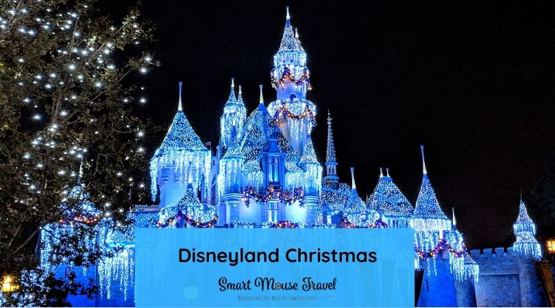 Holiday ride overlays, a Christmas parade, shows and fireworks make Disneyland Christmas a wonderful way to celebrate the season.