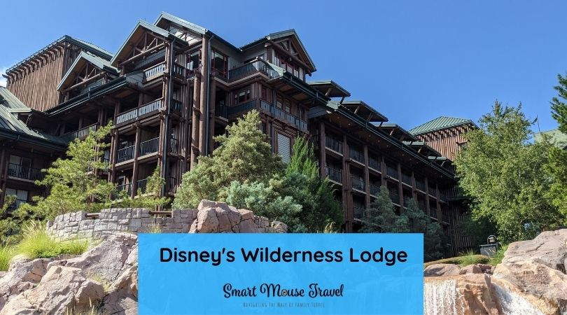 Disney's Wilderness Lodge Nature View Rooms are a rustic and relaxing retreat after a day at Disney World.